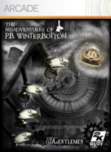 The Misadventures of P.B. Winterbottom Pack Shot