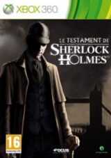 The New Adventures of Sherlock Holmes Pack Shot