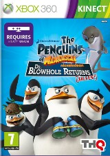 The Penguins of Madagascar: Dr. Blowhole Returns Again! Pack Shot