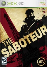 The Saboteur Pack Shot