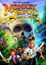 The Secret of Monkey Island: Special Edition Pack Shot