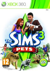The Sims 3 Pets Pack Shot