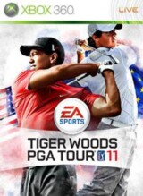 Tiger Woods PGA Tour 11 Pack Shot