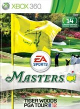 Tiger Woods PGA Tour 12: The Masters Pack Shot