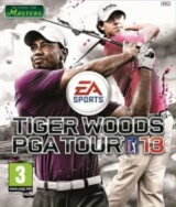 Tiger Woods PGA Tour 13 Pack Shot