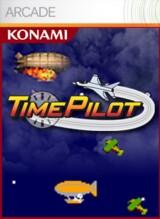 Time Pilot Pack Shot