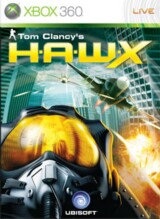 Tom Clancy's H.A.W.X. Pack Shot