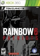Tom Clancy's Rainbow Six: Patriots Pack Shot