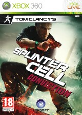 Tom Clancy's Splinter Cell: Conviction Pack Shot