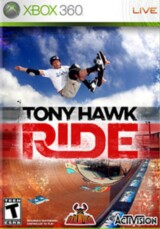 Tony Hawk: Ride Pack Shot