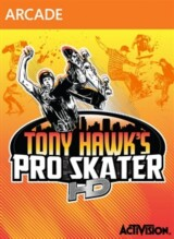 Tony Hawk's Pro Skater HD Pack Shot