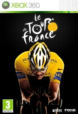 Tour de France: The Official Game Pack Shot