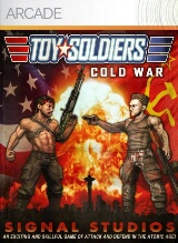 Toy Soldiers: Cold War Pack Shot