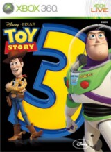 Toy Story 3: The Video Game Pack Shot