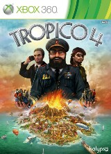 Tropico 4 Pack Shot