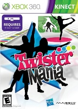 Twister Mania Pack Shot