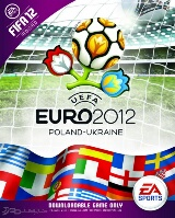 UEFA EURO 2012 Pack Shot
