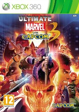 Ultimate Marvel vs Capcom 3 Pack Shot