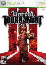 Unreal Tournament 3 Pack Shot
