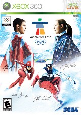 Vancouver 2010 - The Official Video Game of the Olympic Winter Games Pack Shot