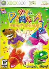 Viva Pinata: Party Animals Pack Shot