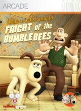 Wallace & Gromit Episode 1: Fright of the Bumblebees Pack Shot