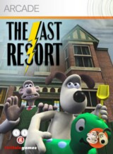 Wallace & Gromit Episode 2: The Last Resort Pack Shot