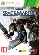 Warhammer 40000: Space Marine Pack Shot