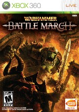 Warhammer: Battle March Pack Shot