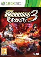 Warriors Orochi 3 Pack Shot