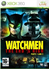 Watchmen: The End is Nigh Part 2 Pack Shot