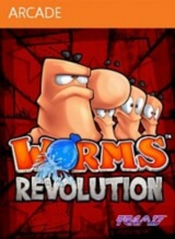 Worms Revolution Pack Shot