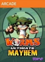 Worms Ultimate Mayhem Pack Shot