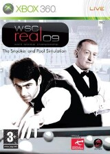 WSC Real 09: World Championship Snooker Pack Shot