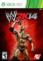 WWE 2K14 Pack Shot