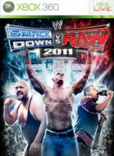 WWE SmackDown! vs. RAW 2011 Pack Shot