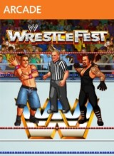 WWE WrestleFest Pack Shot