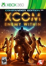 XCOM: Enemy Within Pack Shot
