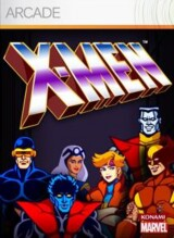 X-Men: The Arcade Game Pack Shot