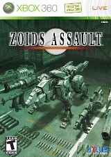 Zoids Assault Pack Shot