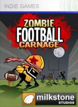 Zombie Football Carnage Pack Shot