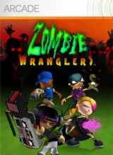 Zombie Wranglers Pack Shot