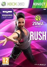 Zumba Fitness Rush Pack Shot