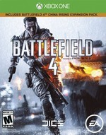 Battlefield 4 Pack Shot
