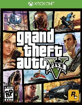Grand Theft Auto 5 Pack Shot