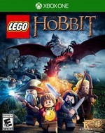 LEGO The Hobbit Pack Shot