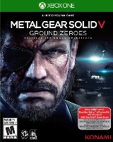 Metal Gear Solid V: Ground Zeroes Pack Shot