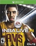NBA Live 14 Pack Shot