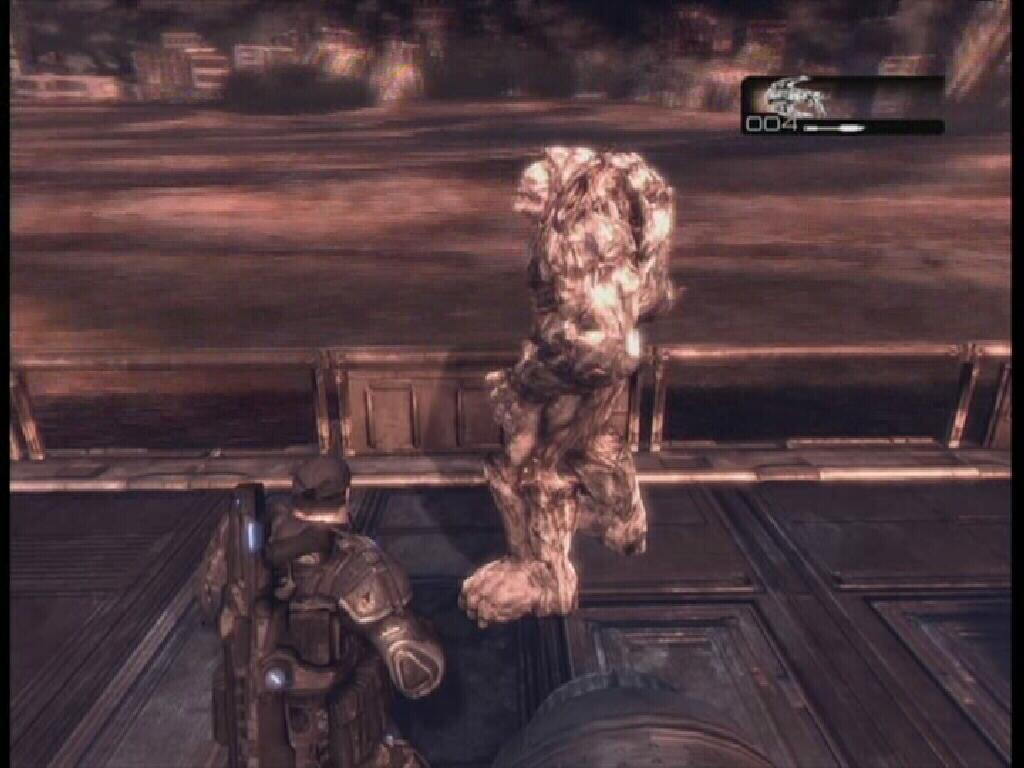 how to kill a berserker in gears of war 3