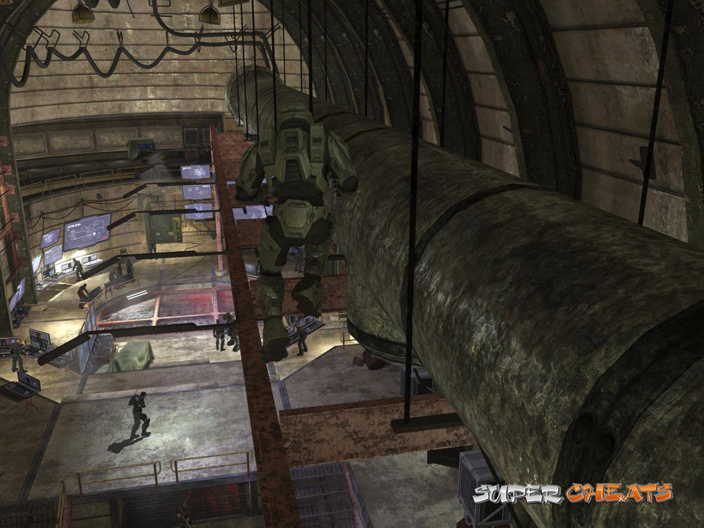 Halo 3 Guide Mission 2 Crow S Nest